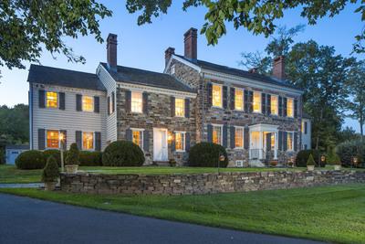 AUCTION Nov. 7th, 23-Ac Historic NJ Estate, By Concierge Auctions, PrincetonEstateAuction.com.  (PRNewsFoto/Concierge Auctions)