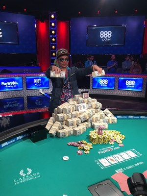 Qui Nguyen StakeKings WSOP Main Event