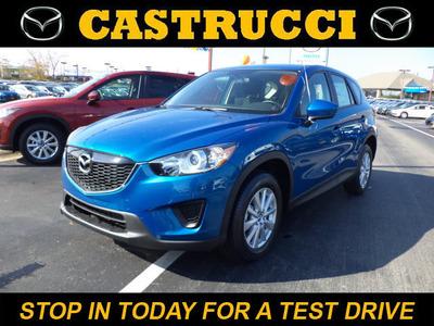 Matt Castrucci Mazda stocks new and used cars in Dayton, OH.  (PRNewsFoto/DealerFire)