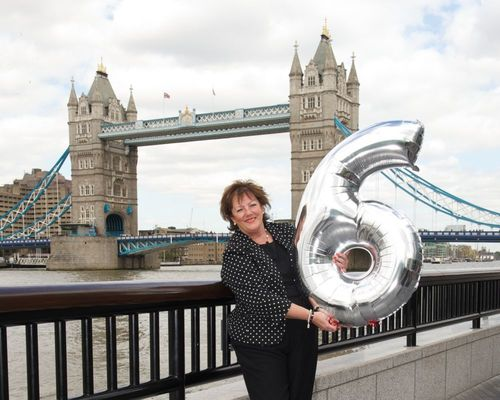 It's not just London's business rankings which are rising! London & Partners' Head of Associations Becky Graveney celebrates the news that London has hit its personal best at getting to number six in the ICCA Rankings.