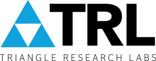 TRL Logo. (PRNewsFoto/Triangle Research Labs) (PRNewsFoto/TRIANGLE RESEARCH LABS)