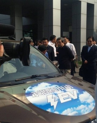 ZAP and Jonway Auto Receive Accolades from China Vice Premier Ma Kai
