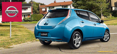 The 2014 Nissan LEAF delivers a performance designed to bust every myth surround all-electric vehicles.  (PRNewsFoto/Continental Nissan)