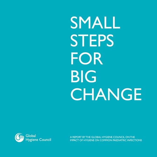 The Global Hygiene Council: Small Steps for Big Change Report (PRNewsFoto/The Global Hygiene Council) (PRNewsFoto/The Global Hygiene Council)