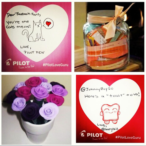 #PilotLoveGuru.  (PRNewsFoto/Pilot Pen Corporation of America)
