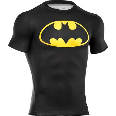 "Under Armour Alter Ego ""Batman"" baselayer T."