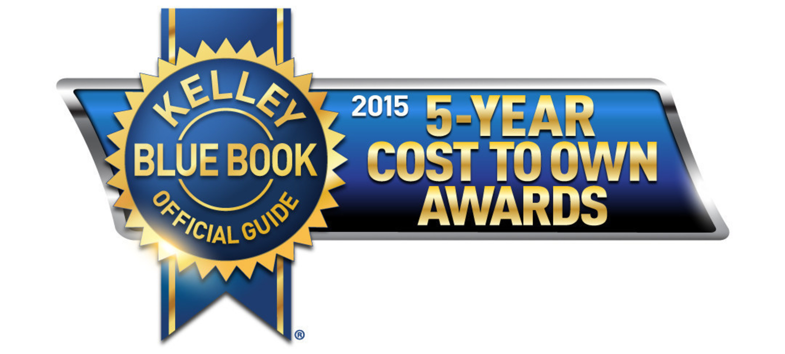 2015 5 Year Cost To Own Award Winners Announced By Kelley Blue Book