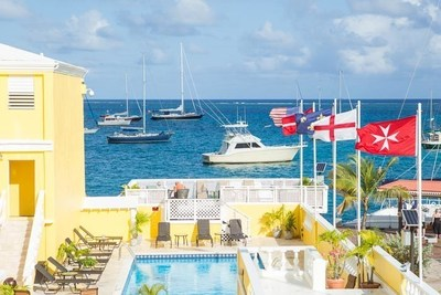 Caravelle Hotel & Casino in the US Virgin Islands
