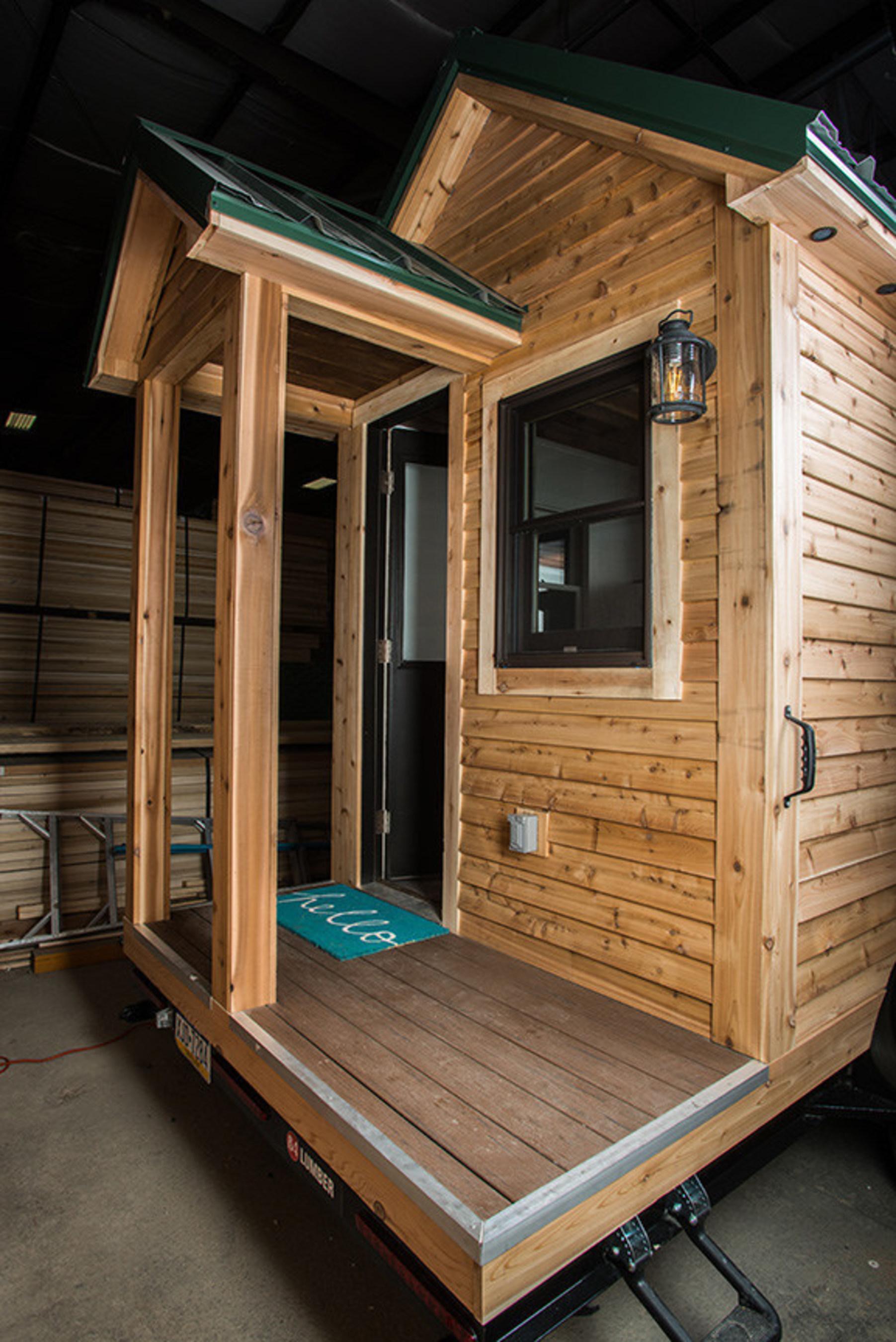 84 Lumber Begins Offering Custom Tiny Homes