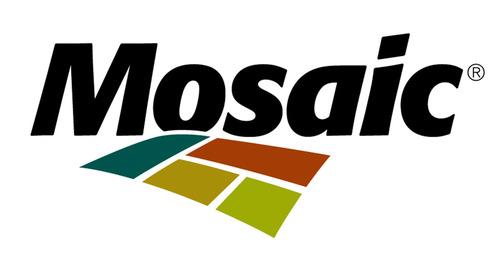 The Mosaic Company logo. (PRNewsFoto/THE MOSAIC CO) (PRNewsFoto/)