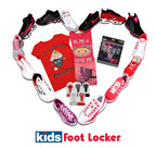 Show Your Love with Kids Foot Locker this Valentine's Day