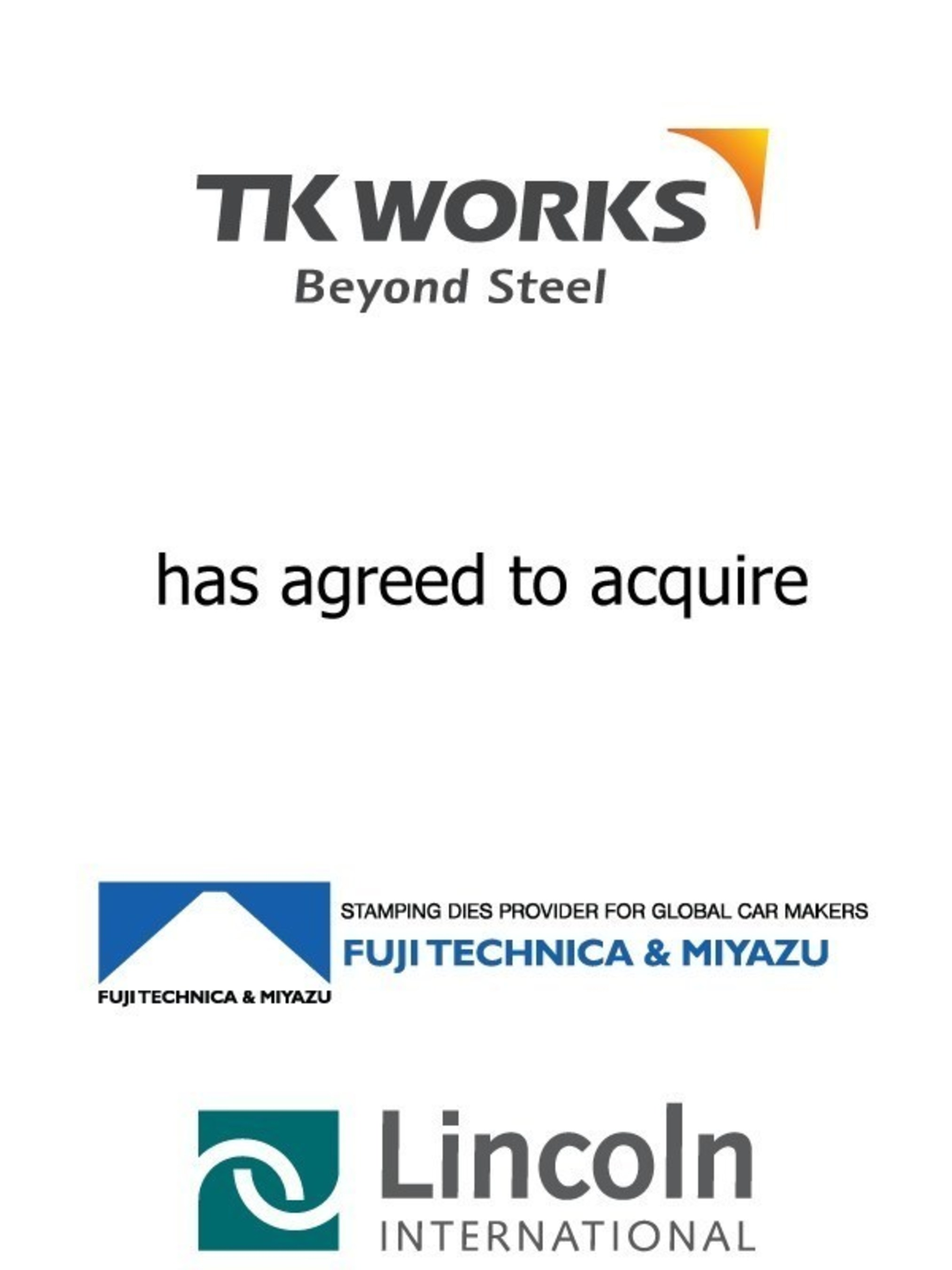 Lincoln International represents Toyo Kohan Corporation in the announced acquisition of Fuji