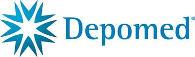 Depomed, Inc. Logo.  (PRNewsFoto/Depomed, Inc.)