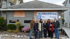 Organizations Rally to Rebuild Storm-Strong Home after Superstorm Sandy