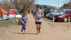 Dad Runs Across America for Children's Hospital