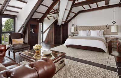 Bienvenido a Bogota: A Legend is Reborn with the Opening of the Beautifully Restored Four Seasons Hotel Casa Medina Bogota