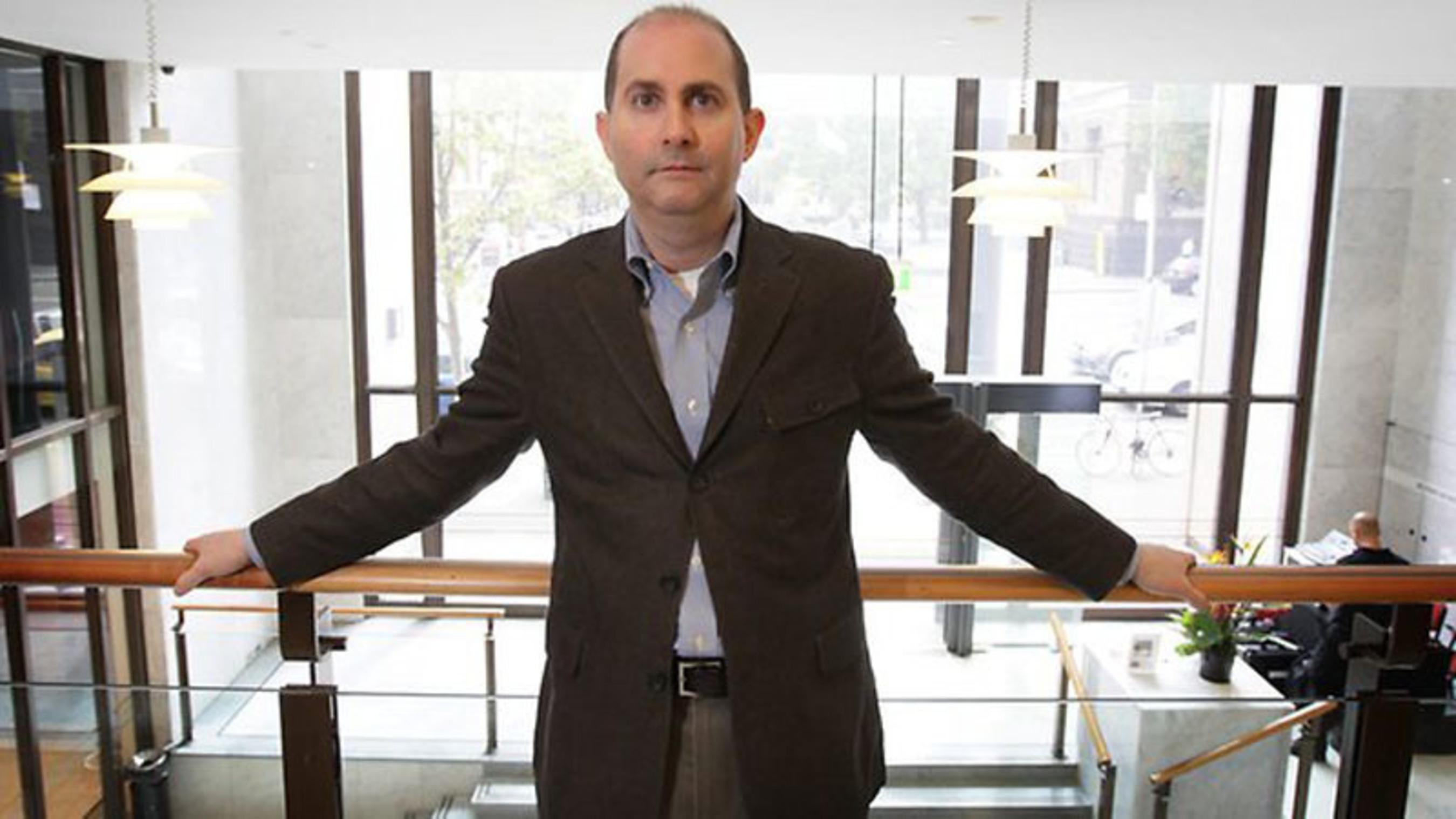 Steve Rubel, Chief Content Strategist for Edelman.  (PRNewsFoto/PR Newswire Association LLC)