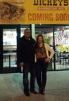 Scott & Rachel Tyra open Dickey's Barbecue Pit in Issaquah on Thursday. Three day grand opening includes gift cards, merchandise giveaways and $2 sandwiches.