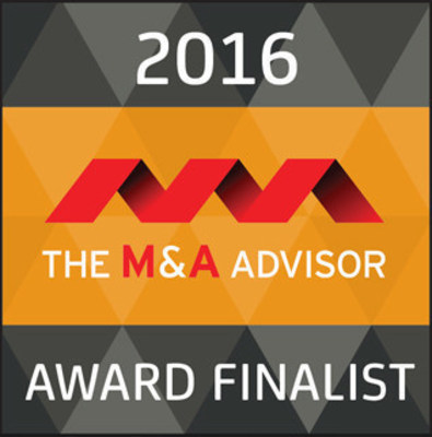SDR Ventures Named Finalist for Four 2016 M&A Advisor Awards