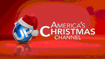 "With Over 40 Days And 400 Hours Of Christmas Programming, UP Is ""America's Christmas Channel"".  (PRNewsFoto/UP)"