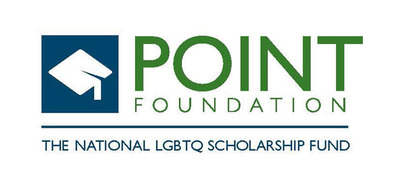 Point Foundation logo.  (PRNewsFoto/Point Foundation)