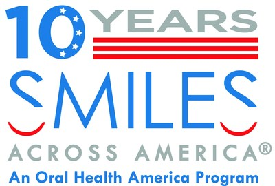 trident and oral health america spread more smiles across america rh prnewswire com trident gum logo meaning trident gum logo font