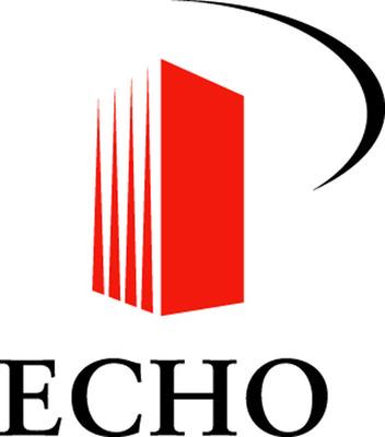 logo.  (PRNewsFoto/ECHO Realty, LP)
