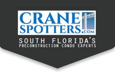CraneSpotters.com logo(PRNewsFoto/CraneSpotters.com) (PRNewsFoto/CRANESPOTTERS.COM)