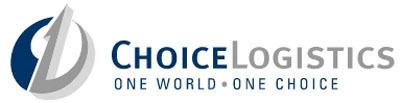 Choice Logistics Logo. (PRNewsFoto/Choice Logistics) (PRNewsFoto/CHOICE LOGISTICS)