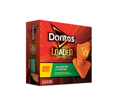 Doritos Loaded Jalapeno Cheese