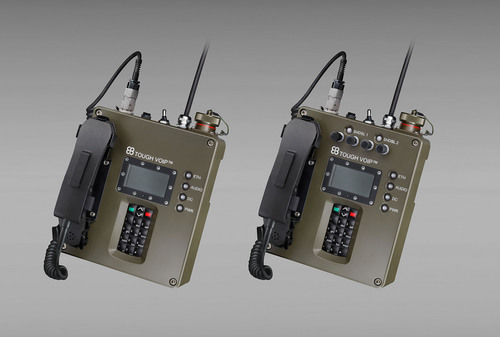 EB Unveils New VoIP Phones Designed for Defense Manufacturers and Militaries Worldwide