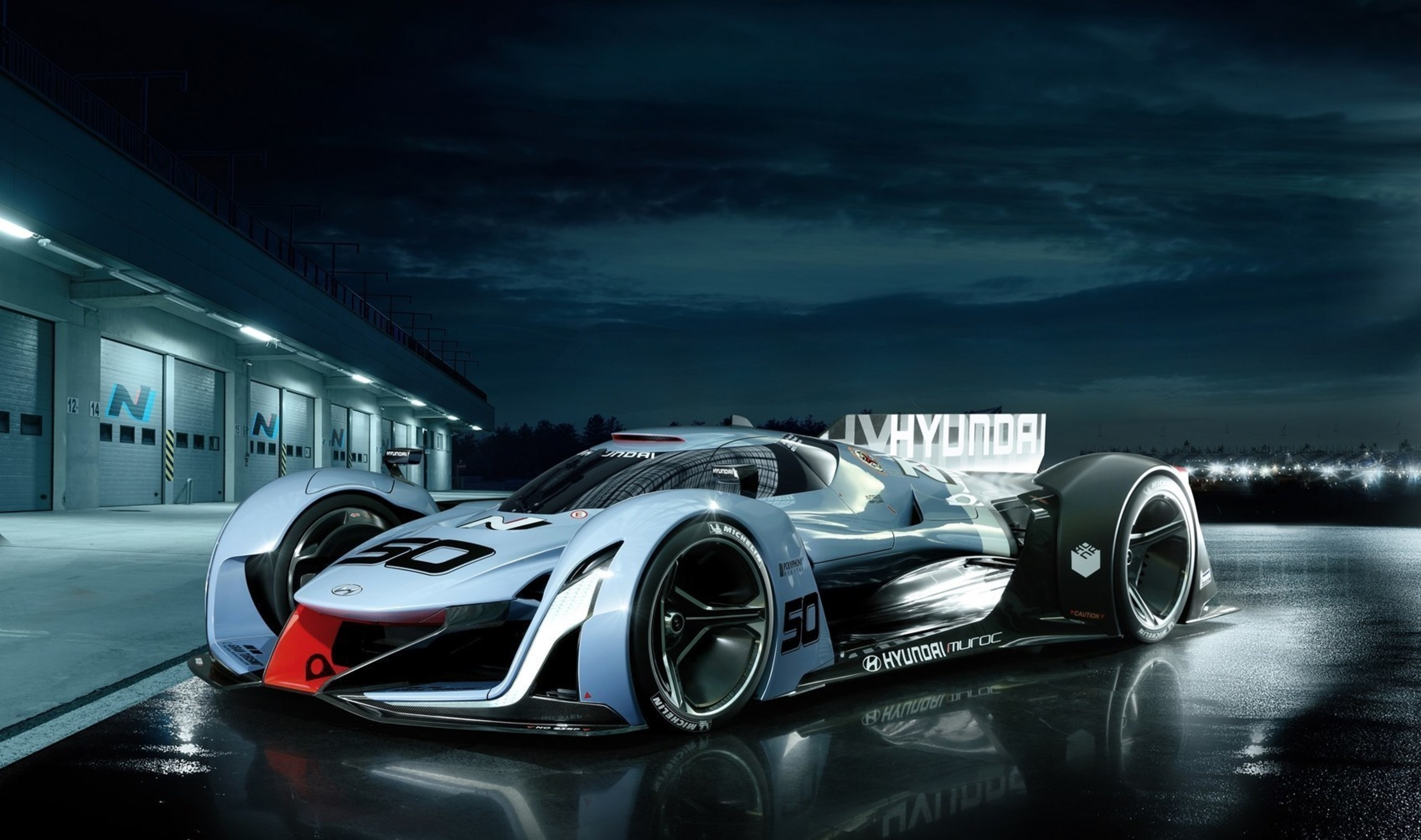 Hyundai N 2025 Vision Gran Turismo Concept To Have North American Debut At Los Angeles Auto Show