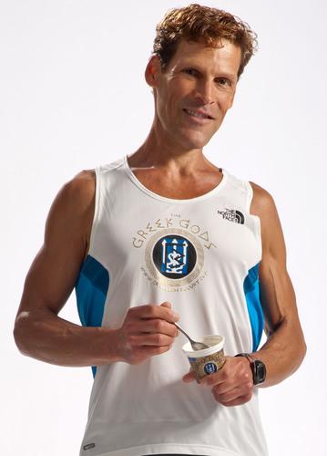 Ultramarathon News Podcasts: Dean Karnazes, Ultramarathon Man And The Greek Gods® Greek