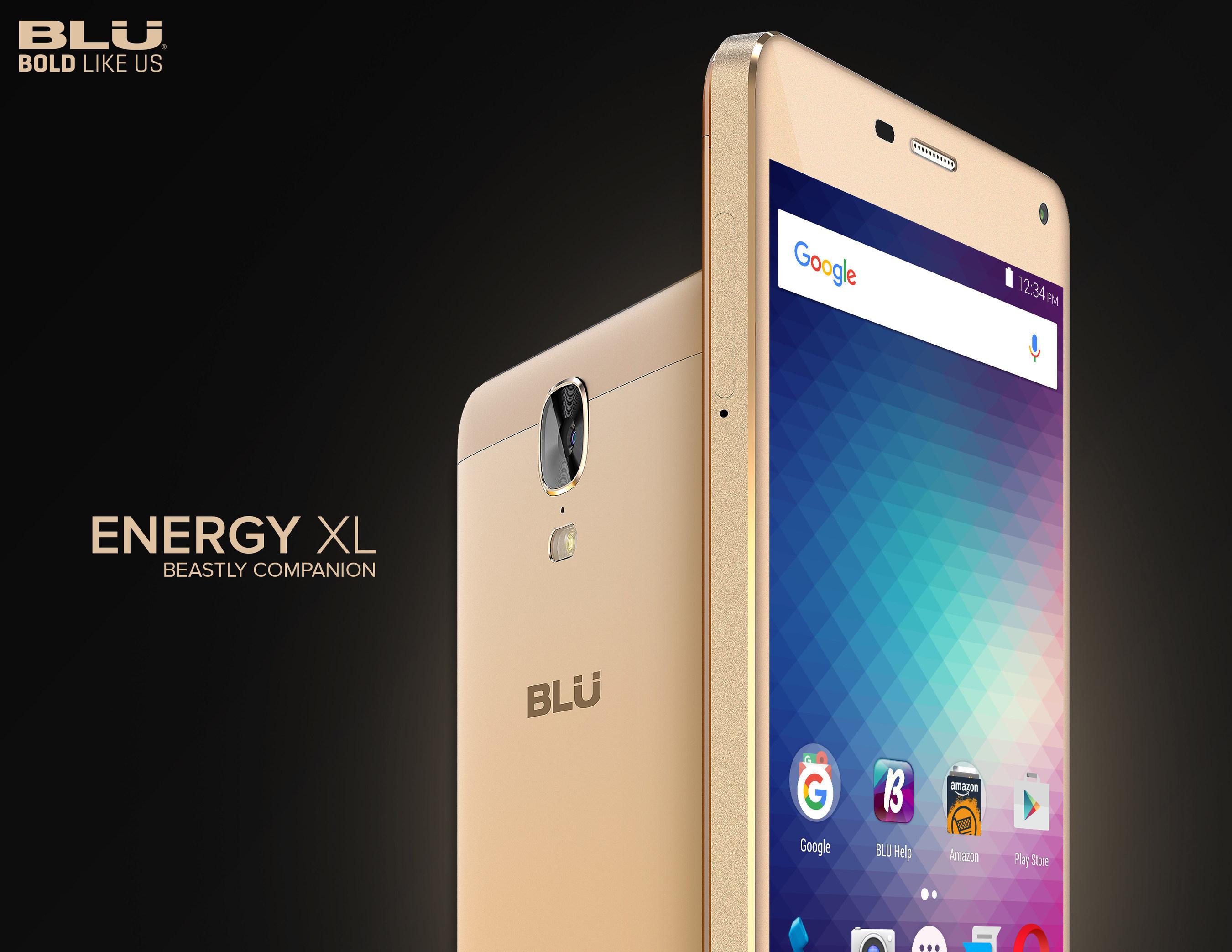 BLU Energy XL