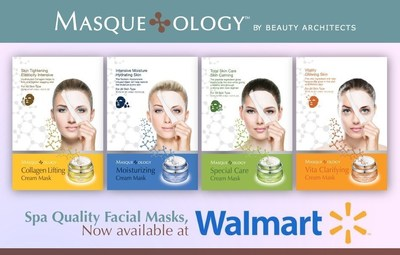 Masque-ology launch at Walmart
