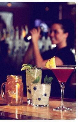 Bar Louie Signature Cocktails. (PRNewsFoto/Bar Louie)