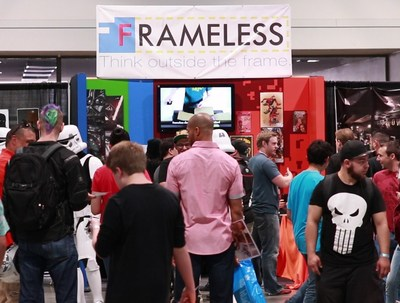 Frameless at Wizard World