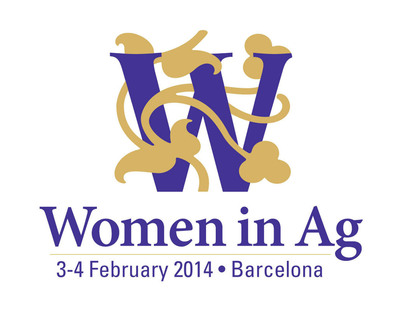 Women in Agribusiness Summit Europe logo.  (PRNewsFoto/HighQuest Partners)