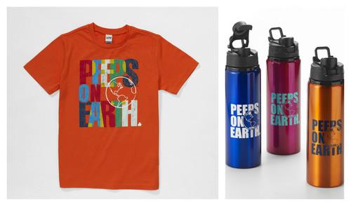 """PEEPS® On Earth"" Collection Sweetens Season at PEEPSANDCOMPANY.COM.  (PRNewsFoto/PEEPS & Company)"
