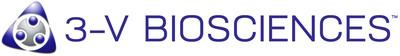3-V Biosciences, Inc. logo. (PRNewsFoto/3-V Biosciences, Inc.) (PRNewsFoto/)