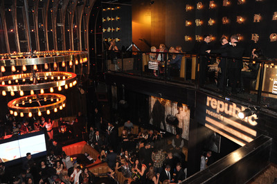 G-Shock Partners With Republic Records to Sponsor The Grammys After-After Party. (PRNewsFoto/Casio America, Inc.) (PRNewsFoto/CASIO AMERICA, INC.)