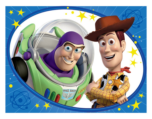 No Stickers Get Left Behind: Panini America Launches Toy Story 3 Sticker Collection