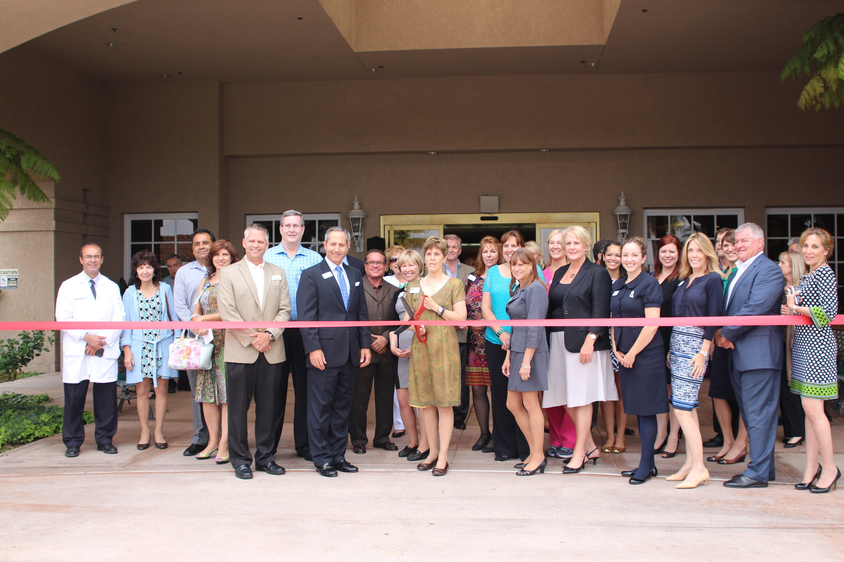 The Regency partners with MemorialCare Home Health to open a beautifully equipped fitness center