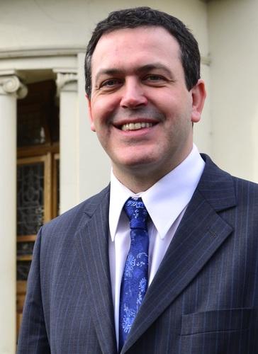 Jason Morrow - Incoming Headmaster of The British International School of New York (PRNewsFoto/British Intl School of New York)