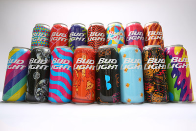 Bud Light is bringing what's sure to be summer's most sought-after beer can to summer's hottest music festival: Diplo's Mad Decent Summer Block Party. These bright, graphic Bud Light Festival Cans are like nothing you've ever seen from Bud Light - or any brand in the U.S.
