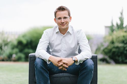 Jan Rezab, CEO and co-founder of Socialbakers (PRNewsFoto/Socialbakers)