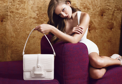 Devi Kroell Unveils Spring Summer 2012 Advertising Campaign