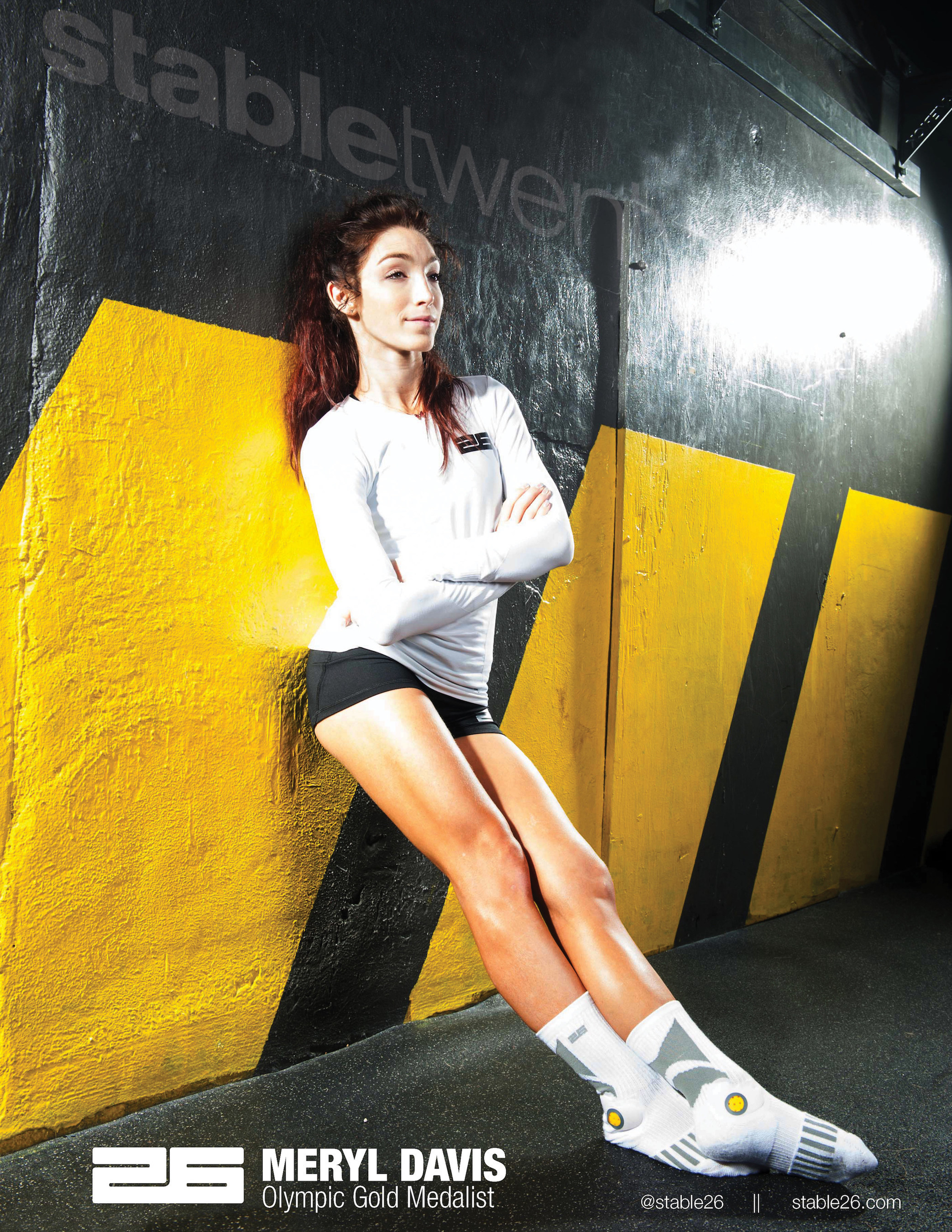 Stable 26 Announces Addition of Meryl Davis to the Ambassador Roster