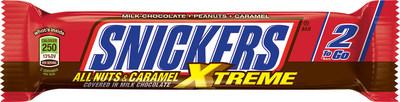 SNICKERS Xtreme Bar (PRNewsFoto/Mars, Incorporated)