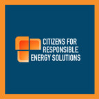 Citizens for Responsible Energy Solutions (CRES) Logo